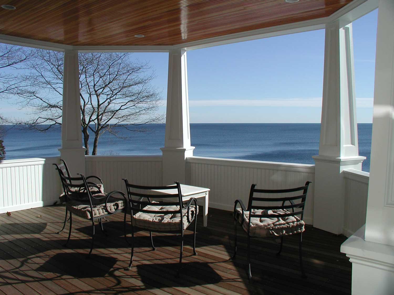 Oceanfront Architecture Custom Design