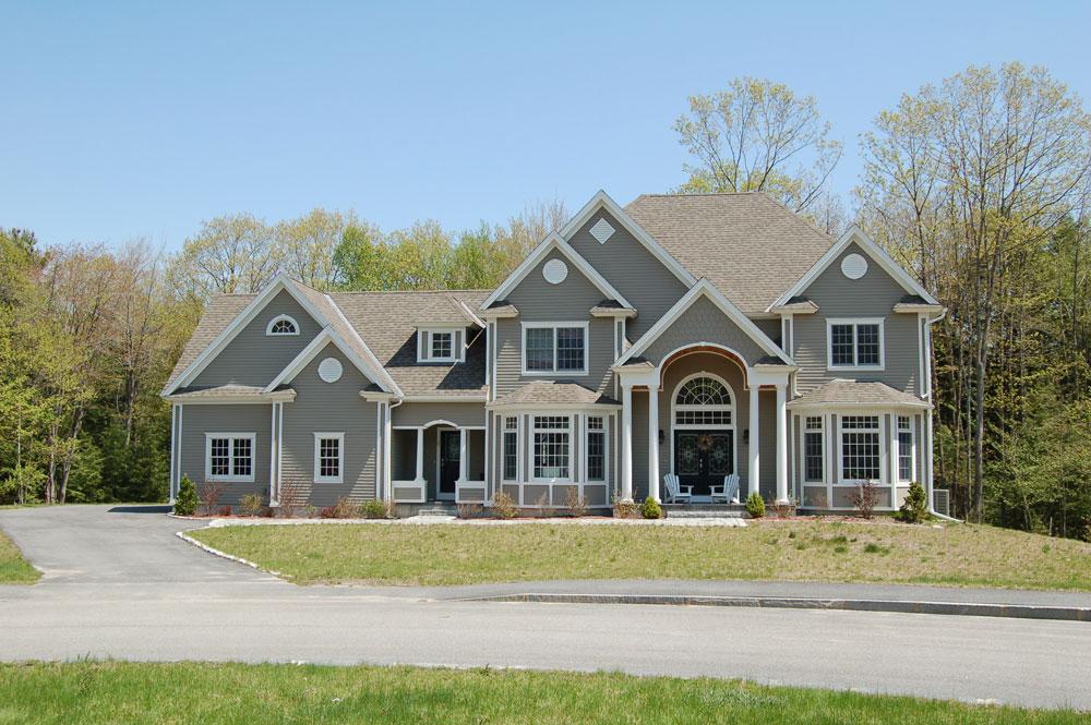 New Home Architecture - Saco, Maine