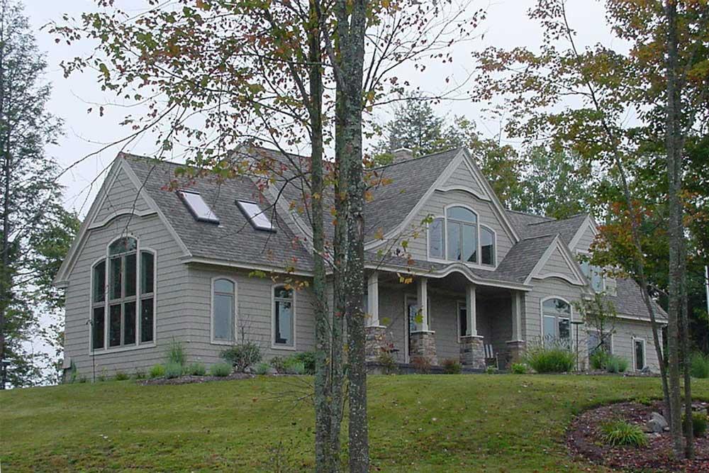 Custom Architecture in Gorham Maine Custom Concepts Inc