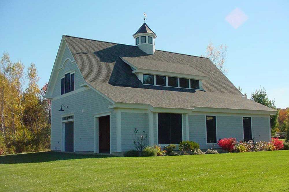 Barn in Scarborough, Custom Concepts Architecture