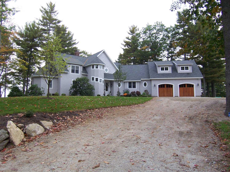 Sebago Lake Custom Architecture Maine