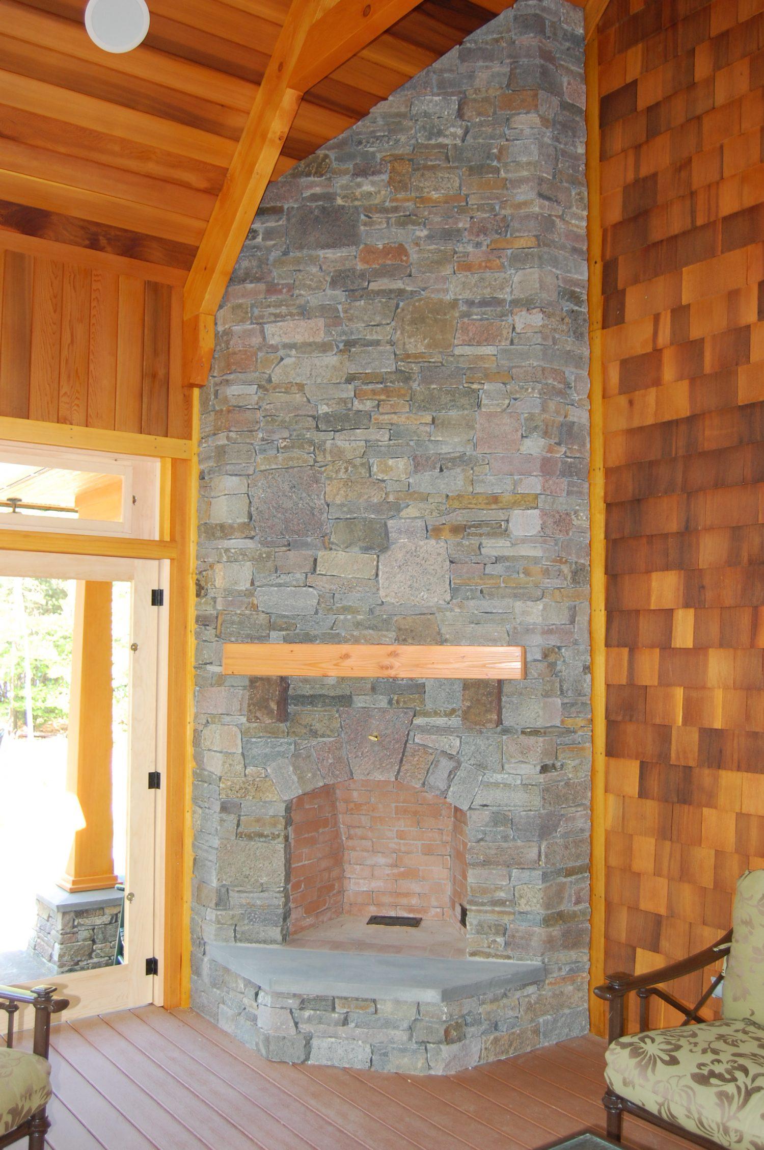 Lakehouse custom architecture Raymond, Maine